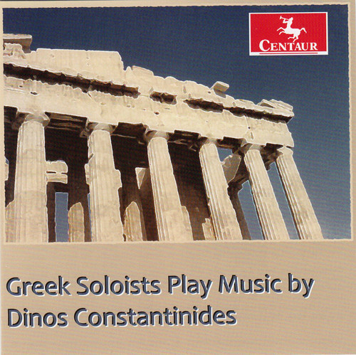 Greek Soloists Play Music By Dinos Constantinides