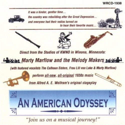 Music from An American Odyssey