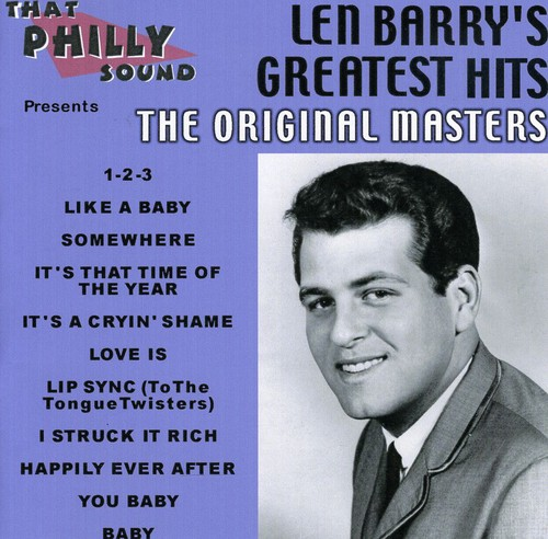 Len Barry's Greatest Hits: Original Masters