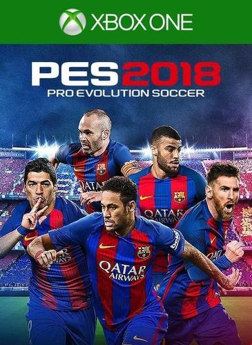 Xb1 Pro Evo Soccer 2018 - Pro Evo Soccer 2018 for Xbox One