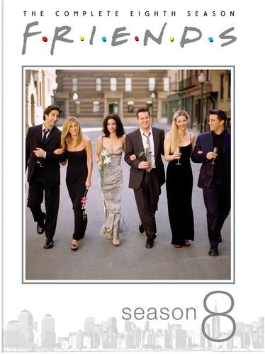 Peter Howell & John Ferdinando - Friends: Complete Eighth Season (3pc) / (Aniv 3pk)
