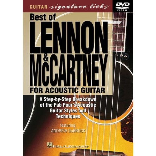 Best of Lennon & McCartney for Acoustic Guitar