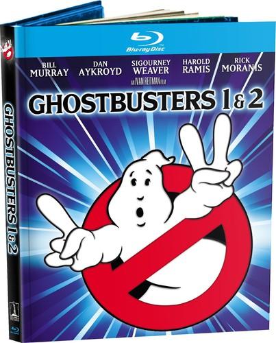 Ghostbusters I & II (4K Mastered)