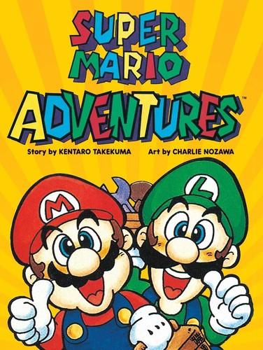 - Super Mario Adventures
