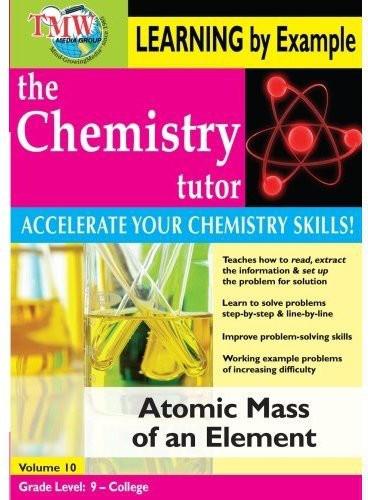 Atomic Mass of an Element