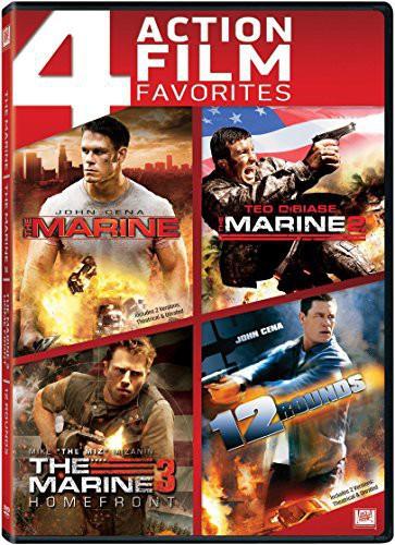 Marine /  Marine 2 /  Marine 3 /  12 Rounds Quad