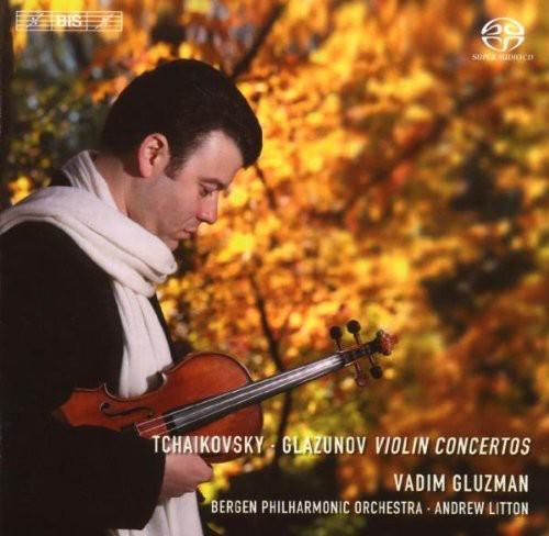 Violin Concerto in A minor Op 82