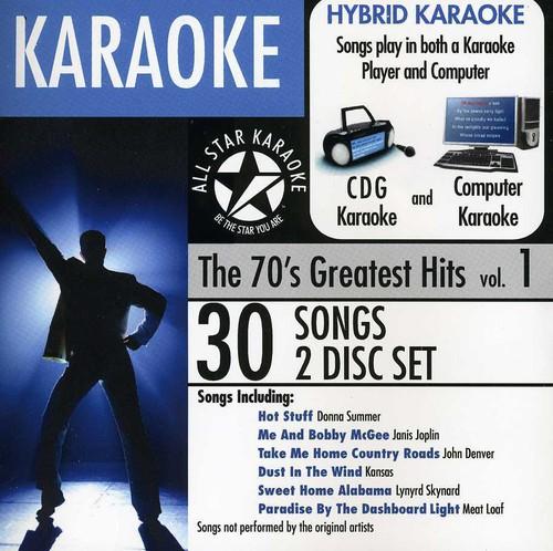 Karaoke: 70's Greatest Hits, Vol. 1