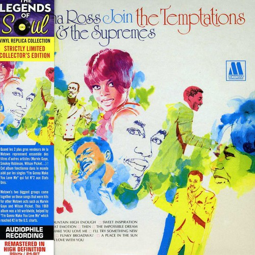 Join the Temptations