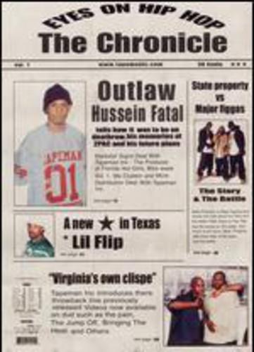 Eyes on Hip Hop: The Chronicle