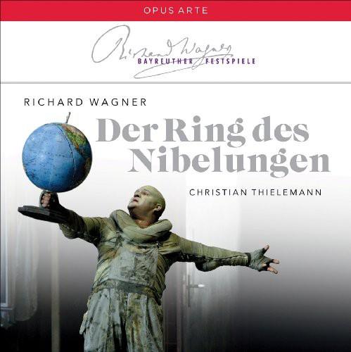 Wagner, R. : Der Ring Des Nibelungen CD