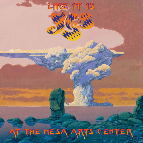 Like It Is - Yes Live At The Mesa Arts Center