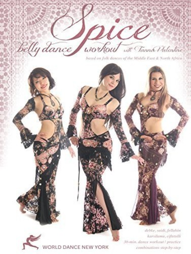 Spice: Belly Dance Workout