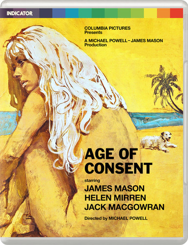 Age Of Consent - Age Of Consent / (Ltd Ntr0 Uk)