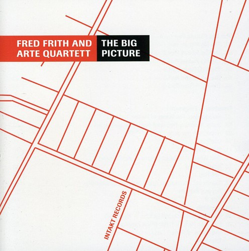 Fred Frith - Big Picture [Import]