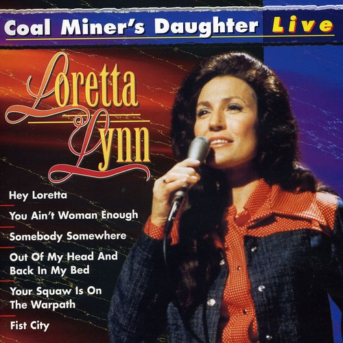 Coal Miner's Daughter-Live [Import]