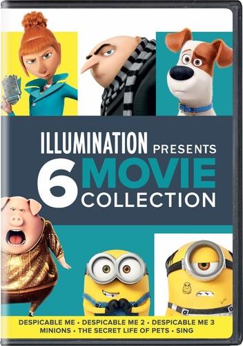 Illumination Presents: 6-Movie Collection