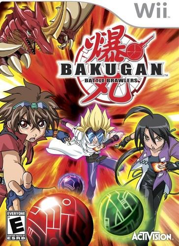 Bakugan Battle Brawlers for Nintendo Wii