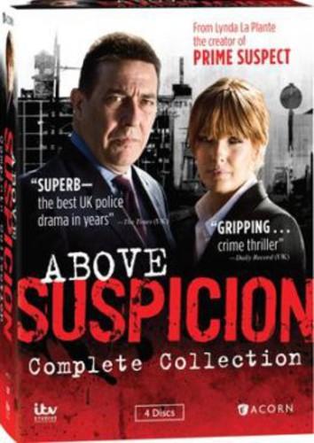Above Suspicion: Complete Collection