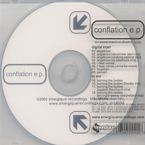 Conflation EP