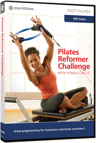 Pilates Reformer Challenge With Fitness Circle