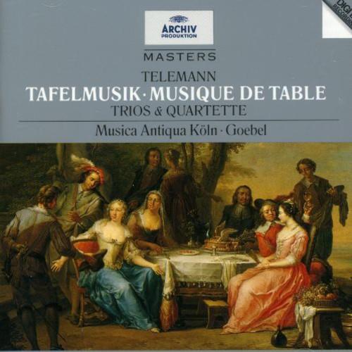 Tafelmusik - Trios & Quartets