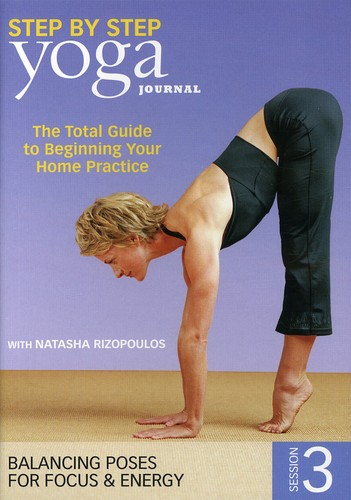 Yoga Journal's: Beginning Yoga Step by Step 3