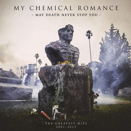 My Chemical Romance-May Death Never Stop You