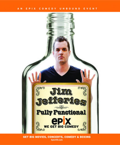 Jim Jefferies: Fully Functional
