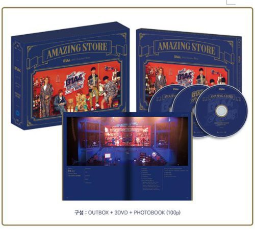 2013 B1A4 Limited Show Amazing Store [Import]