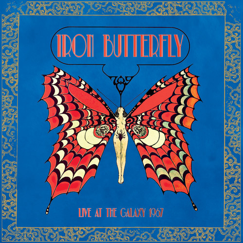 Iron Butterfly - Live At The Galaxy 1967 [Colored Vinyl] [180 Gram]