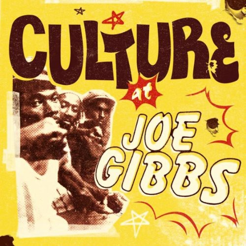 Culture - At Joe Gibbs [Import]