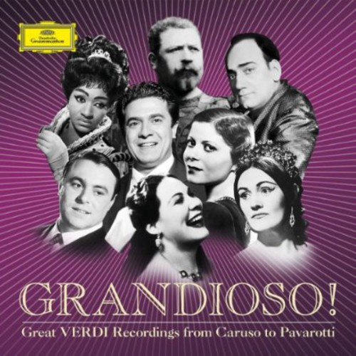 Grandioso: Great Verdi Recordings from /  Various