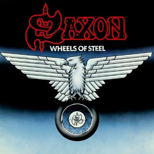 Saxon - Wheels Of Steel [LP]