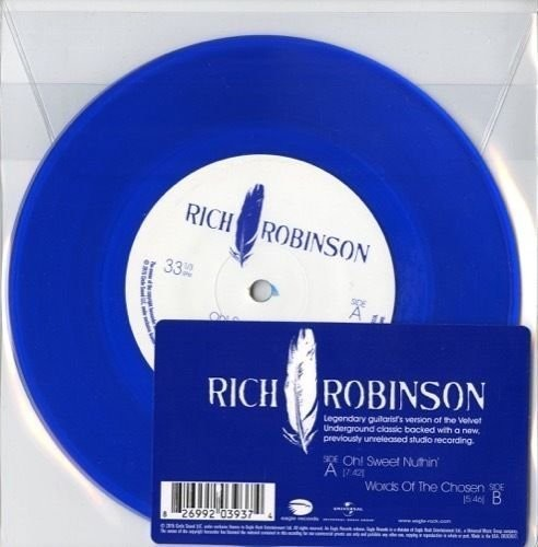 Rich Robinson - Oh! Sweet Nuthin'