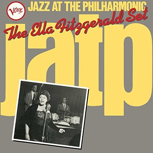 Jazz At The Philharmonic: The Ella Fitzgerald Set