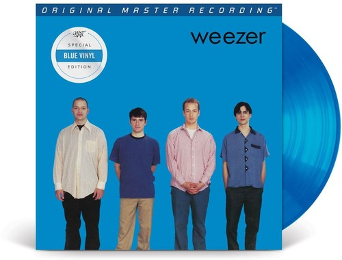Weezer - Weezer: The Blue Album [Limited Edition Mobile Fidelity Blue LP]
