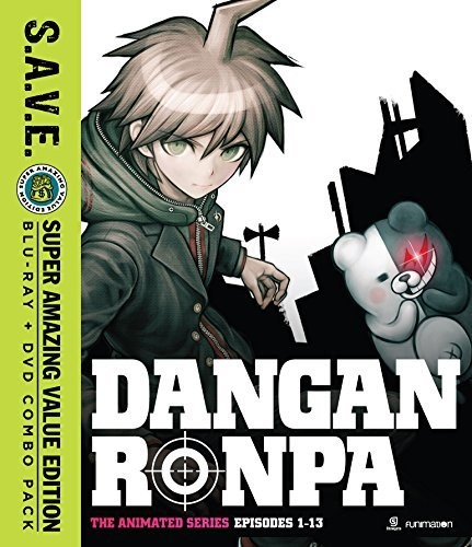 Danganronpa the Animated Series: Season One - S.A.V.E.