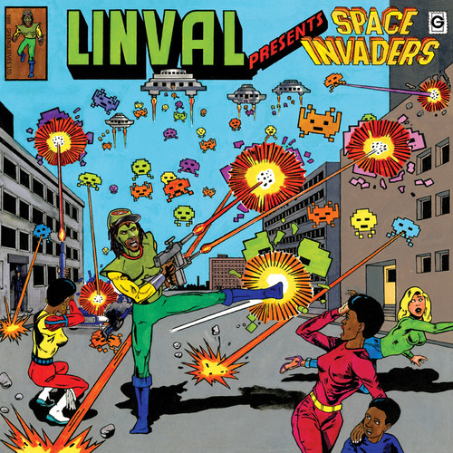 Linval Thompson - Linval Presents: Space Invaders