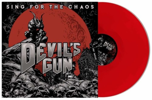 Devils Gun - Sing for the Chaos (Red Vinyl)