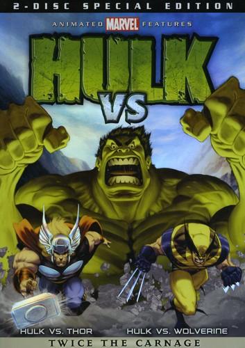 Hulk Vs. (Special Edition)