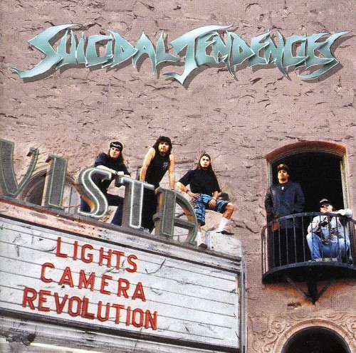 Suicidal Tendencies - Lights...Camera...Revolution [Import]
