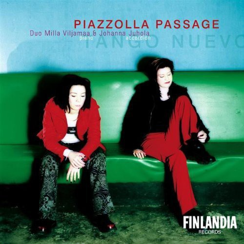 Piazzolla Passage [Import]