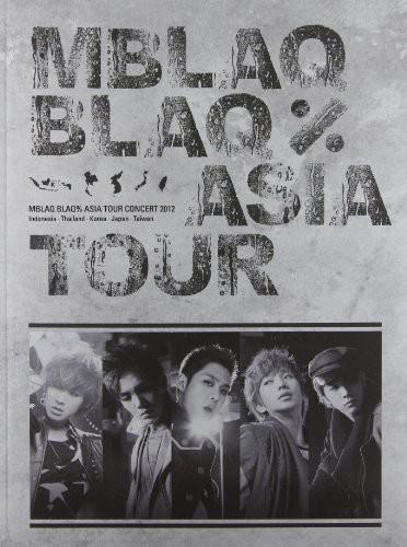 Blaq% Tour [Import]