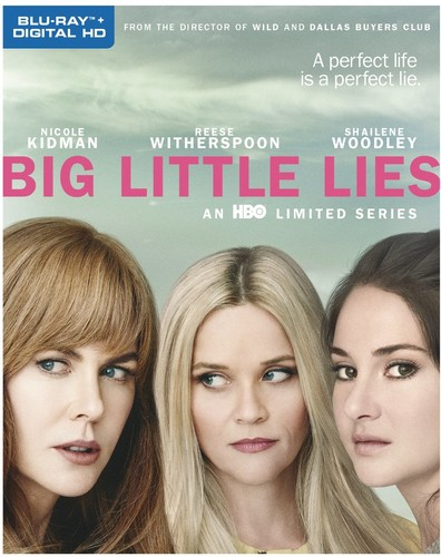 Big Little Lies: Season 1 [UltraViolet] [Blu-ray] [3 Discs]