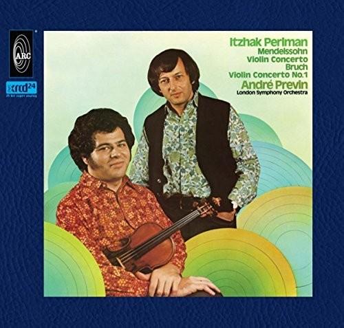 Mendelssohn & Bruch Violin Concertos