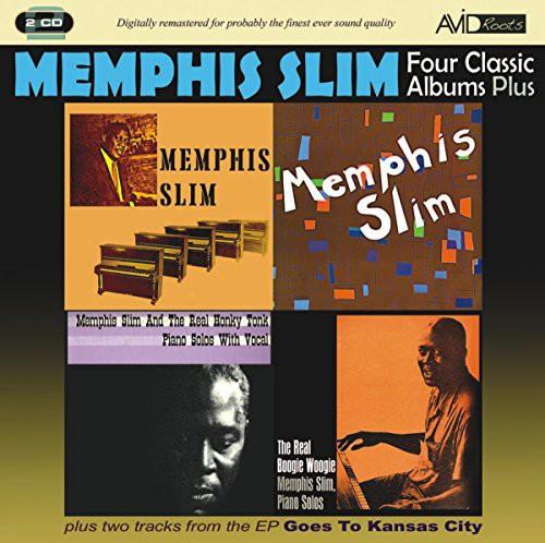 Memphis Slim /  More Memphis Slim
