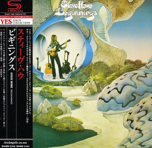 Steve Howe - Beginnings (Jpn) [Remastered] (Jmlp)