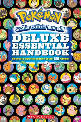 - Pokémon Deluxe Essential Handbook