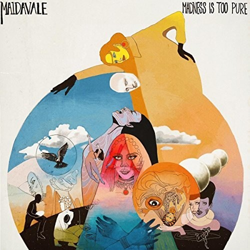MaidaVale - Madness Is Too Pure [LP]